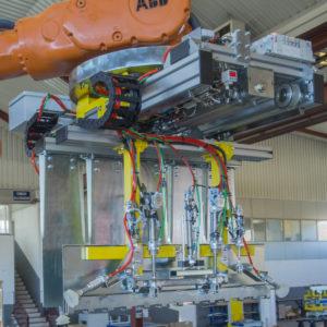 Paletizado Automático y Robotizado